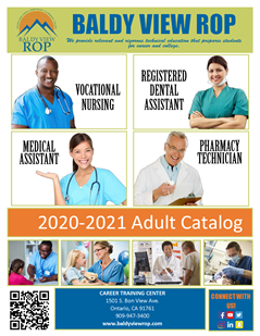 Adult Course Catalog