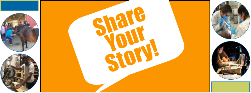 Alumni Share Your Story