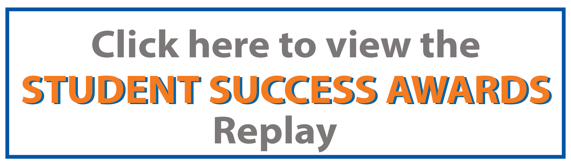 Student Success Replay